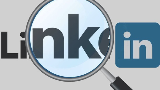 Are you searching on LinkedIn?