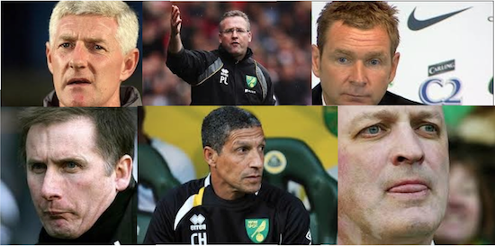 The Life and Times of a Norwich City Fan- Class of 2014