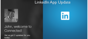 LinkedIn app Update july 2014 and Connected App - Biznetworkguy.com